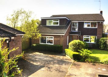 Thumbnail 4 bed detached house for sale in Conniston Close, Marlow