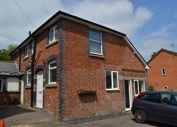 Thumbnail 2 bed duplex for sale in Smithfield Road, Market Drayton