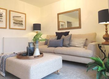 Thumbnail 3 bed terraced house for sale in Main Street, Grendon Underwood, Aylesbury