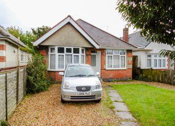 Thumbnail 3 bed bungalow for sale in Marlott Road, Oakdale, Poole