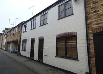 Thumbnail 2 bedroom terraced house for sale in Cow & Hare Passage, St. Ives, Huntingdon