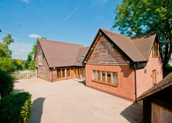 Thumbnail 4 bed detached house for sale in East End Farm, Moss Lane, Pinner Village