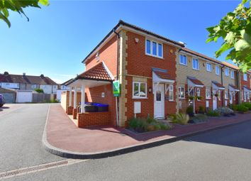Thumbnail 2 bed end terrace house for sale in Isla Cottages, Wembley Gardens, Lancing, West Sussex