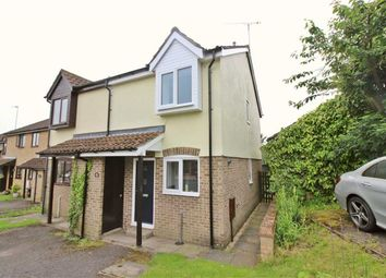 Thumbnail 2 bed end terrace house to rent in Foxhill, Olney, Olney, Bucks