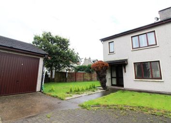 Thumbnail 3 bed town house for sale in Radcliffe Close, Port Erin