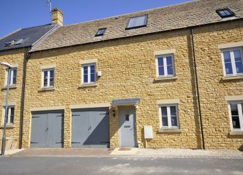 Thumbnail 3 bed town house for sale in Coln Gardens, Andoversford, Cheltenham