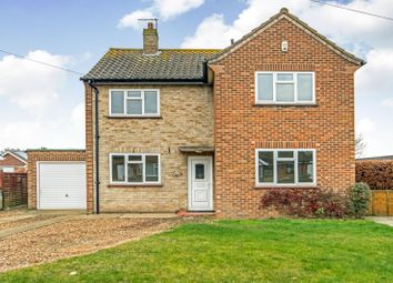 Thumbnail 4 bedroom detached house to rent in Colindeep Lane, Sprowston, Norwich