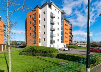 Thumbnail 2 bed flat for sale in The Water Quarter, Galleon Way, Cardiff, South Glamorgan