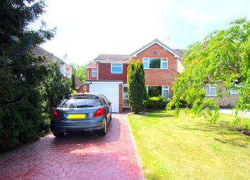 4 bed detached house for sale in Park View, Western Park, Leicester LE3