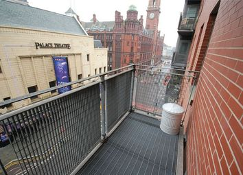 Thumbnail 2 bed flat to rent in W3, 51 Whitworth Street West, Manchester