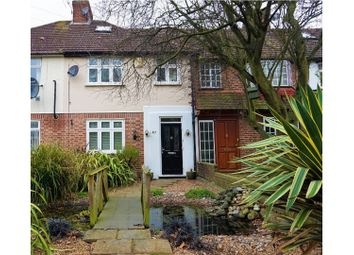Thumbnail 3 bed terraced house for sale in Cray Avenue, Orpington