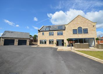 Thumbnail 5 bed detached house for sale in Quaker Lane, Ardsley