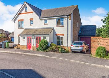 Thumbnail 3 bed semi-detached house for sale in Beaver Road, Allington, Maidstone