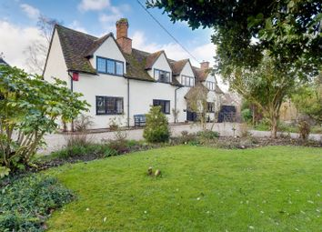 Thumbnail 4 bed detached house for sale in Main Road, Ford End, Chelmsford, Essex