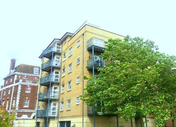Thumbnail 2 bed flat to rent in Neptune Way, Ocean Village, Southampton