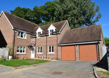 Thumbnail 5 bed detached house for sale in Oakridge, Wash Water, Newbury