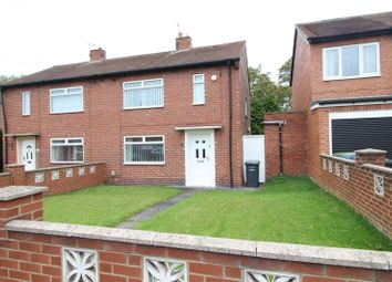 Thumbnail 2 bed semi-detached house for sale in Drummond Crescent, South Shields