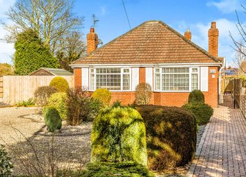 Thumbnail 4 bed bungalow for sale in Thorn Road, Hedon, Hull