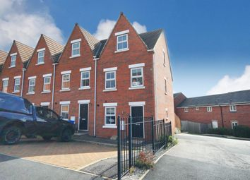 Thumbnail 3 bed end terrace house for sale in Greenhalgh Crescent, Ilkeston