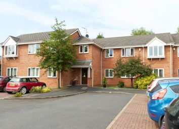 Thumbnail 2 bed flat for sale in Sky Court, Worcester