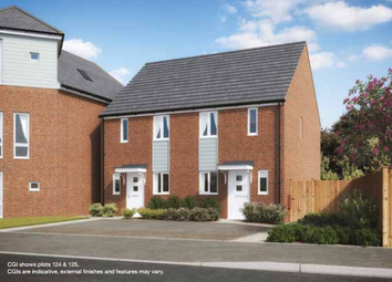 Thumbnail 2 bedroom semi-detached house for sale in Harvills Grange, Dial Lane, West Bromwich