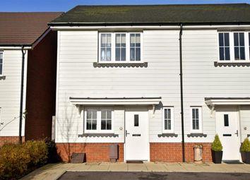 Thumbnail 2 bedroom semi-detached house for sale in Lakeland Avenue, Bognor Regis, West Sussex