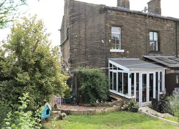 Thumbnail 3 bed end terrace house for sale in Pinfold Cottage, North View, Pecket Well, Hebden Bridge
