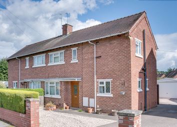 Thumbnail 3 bed semi-detached house for sale in Ash Tree Road, Batchley, Redditch
