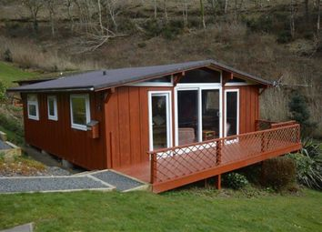 Thumbnail 3 bed detached bungalow for sale in 27, Aberdovey Lodge Park, Aberdovey, Aberdovey