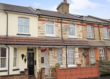 Thumbnail 3 bed terraced house for sale in St. Georges Road, Aldershot