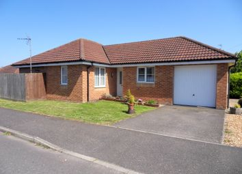 Thumbnail 2 bed detached bungalow for sale in Nightingale Way, Sutton Bridge, Spalding, Lincolnshire