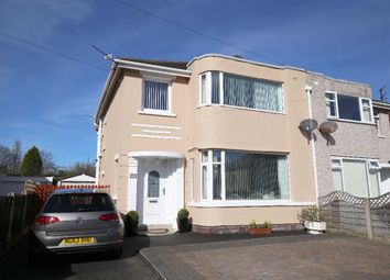 Thumbnail 3 bed semi-detached house for sale in Heysham Road, Heysham, Morecambe