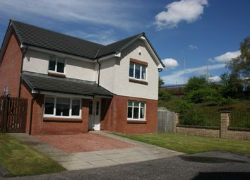 Thumbnail 4 bed detached house for sale in Gartmore Road, Airdrie