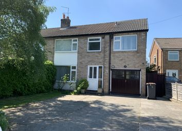 Thumbnail 4 bed semi-detached house to rent in Knox Grove, Harrogate