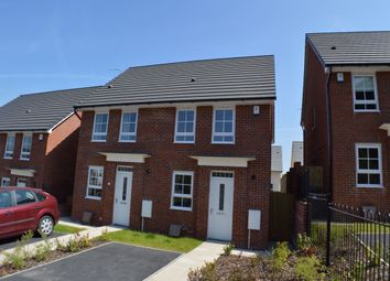 Thumbnail 2 bed semi-detached house to rent in Johnson Street, Radcliffe, Manchester