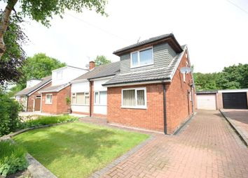 Thumbnail 4 bedroom semi-detached bungalow for sale in St Catherines Drive, Fulwood, Preston, Lancashire