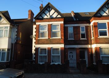 Thumbnail 6 bed semi-detached house to rent in Clarendon Road, Luton