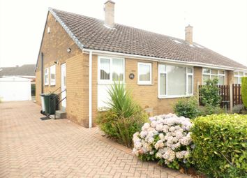 Thumbnail 2 bed semi-detached house for sale in West View Crescent, Goldthorpe, Rotherham