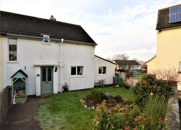 Thumbnail 3 bed end terrace house for sale in Bewsley Hill, Copplestone, Crediton, Devon