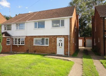 Thumbnail 3 bed semi-detached house to rent in Barton Road, Langley