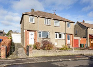 Thumbnail 3 bed semi-detached house for sale in 10 Broomhall Loan, Corstorphine, Edinburgh