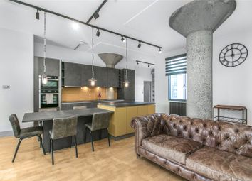 Thumbnail 1 bed flat to rent in Saffron Hill, Clerkenwell, London