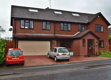Thumbnail 5 bed detached house for sale in Eldersfield Close, Beoley, Redditch