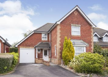 Thumbnail 4 bed detached house for sale in Coedfan, Sketty