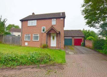 3 bed detached house for sale in Hunters Reach, Bradwell, Milton Keynes MK13