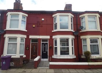 Thumbnail 3 bed terraced house for sale in Endborne Road, Liverpool, Merseyside, England