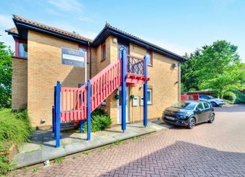 Thumbnail 1 bedroom flat for sale in Pomander Crescent, Walnut Tree, Milton Keynes