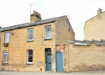 Thumbnail 2 bed end terrace house to rent in Wharf Road, Stamford