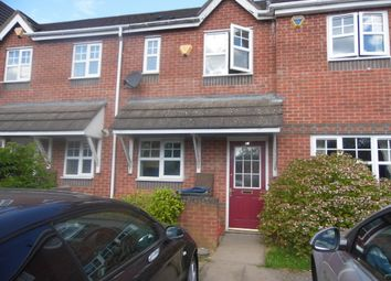 Thumbnail 2 bed terraced house to rent in Reaside Drive, Great Park, Rubery