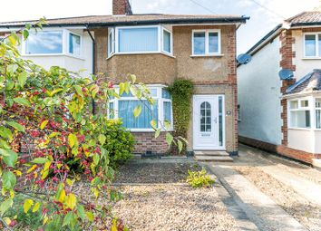 Thumbnail 3 bed semi-detached house for sale in Gloucester Road, Wolverton, Milton Keynes